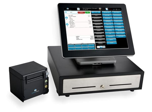 Harbortouch Bar and Restaurant Elite POS System - Florida POS Systems