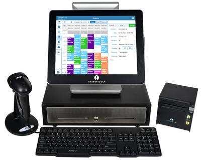 Harbortouch Salon and Spa - Florida POS Systems